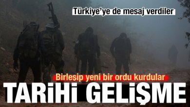 Photo of كيف تناولت وسائل الإعلام التركية خبر اندماج الفصائل العسكرية شمال سوريا؟