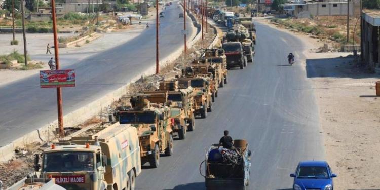 تعزيزات عسكرية تركية