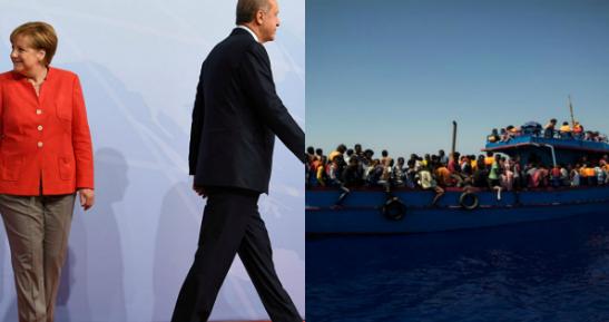 خلاف تركي أوروبي