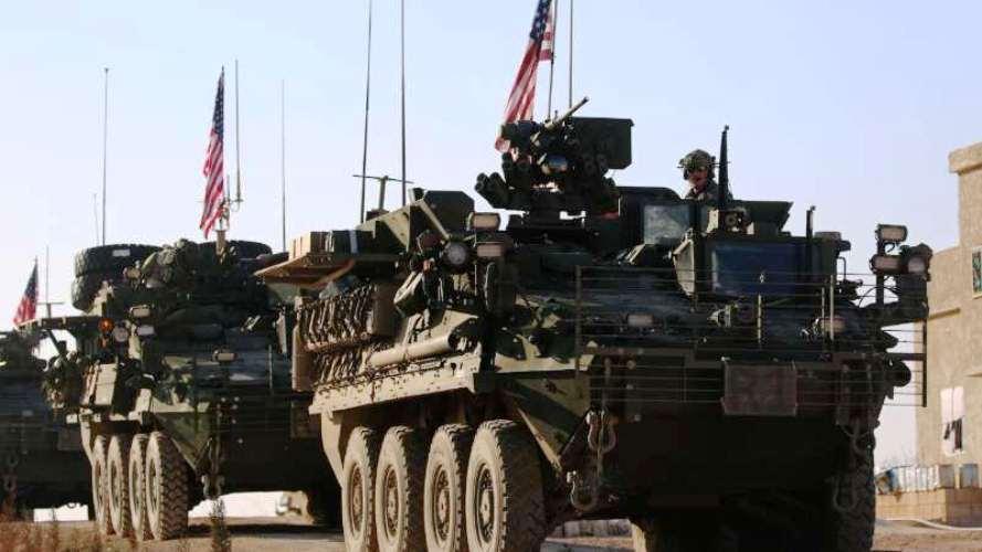 رتل عسكري أمريكي يدخل سوريا