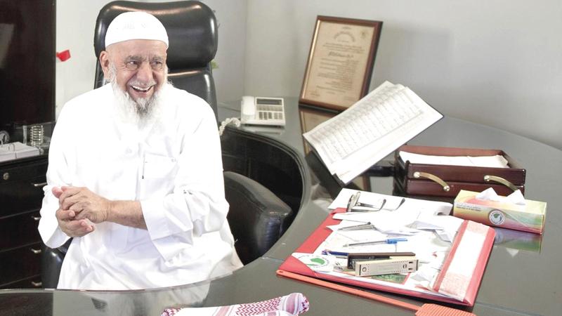 رجل الأعمال السعودي سليمان الراجحي