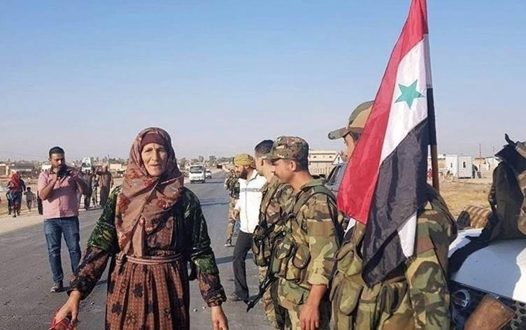 سوريا الرقة