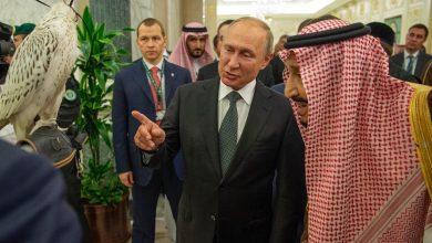 Photo of هل تذكرون الصقر الذي أهداه بوتين للملك سلمان؟.. صورة تظهر ما فعله به العاهل السعودي