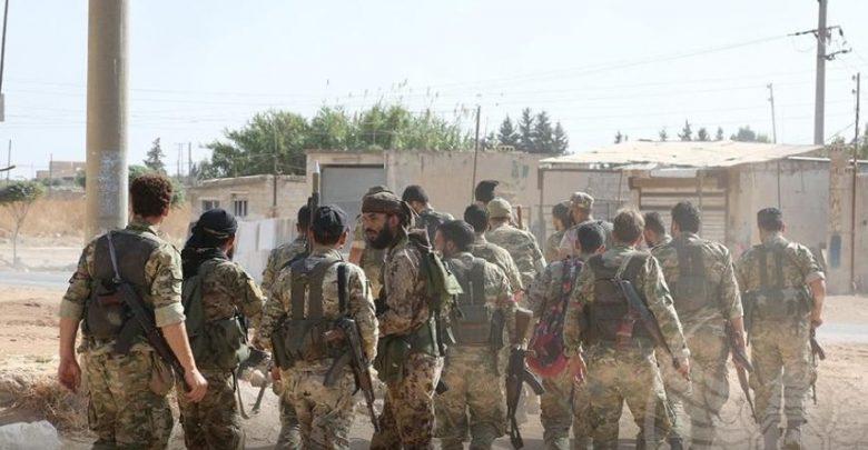 Photo of الجيش الوطني السوري يوسّع دائرة سيطرته ويدخل قرى جديدة شمال شرقي سوريا