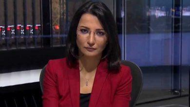 "Photo of غادة عويس ترد على مغرد إماراتي هاجـ.ـم تغطية الجزيرة لعملية ""نبع السلام"""