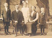 فريدريك ترامب وعائلته