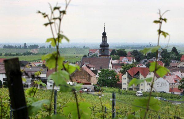 قرية كالشتات الألمانية