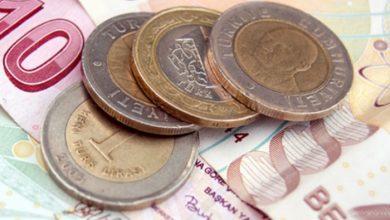 Photo of الليرتان السورية والتركية تشهدان تراجعاً في قيمتهما مقابل العملات الأجنبية