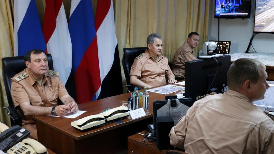 مركز المصالحة الروسي