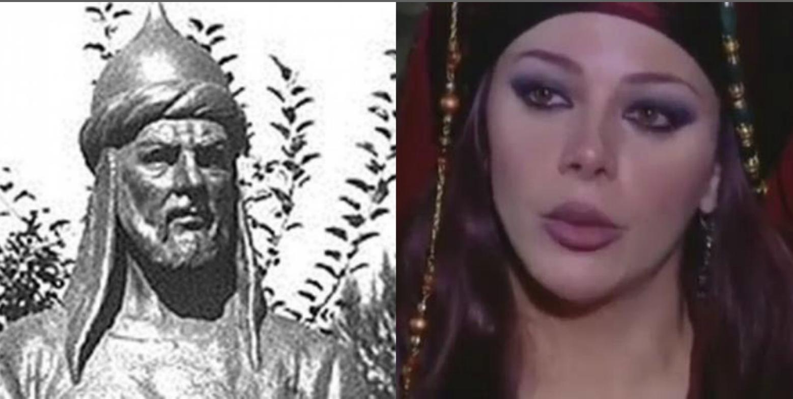 هند بنت المهلب والحجاج بن يوسف الثقفي