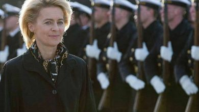 """Photo of وزيرة دفاع ألمانيا: سأقدم مشروع إقامة """"منطقة آمنة دولية في سوريا"""" لحلف الناتو"""