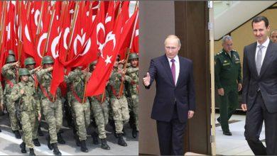 Photo of روسيا تبحث عن بديل للأسد وتعلن عدم تمسكها بالنظام السوري.. والقوات التركية تستعد لعملية شرق الفرات وسط مخاوف أمريكية
