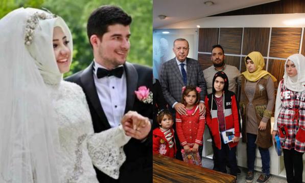 أردوغان يزور عائلة تركية وعادات وتقاليد الزواج في تركيا