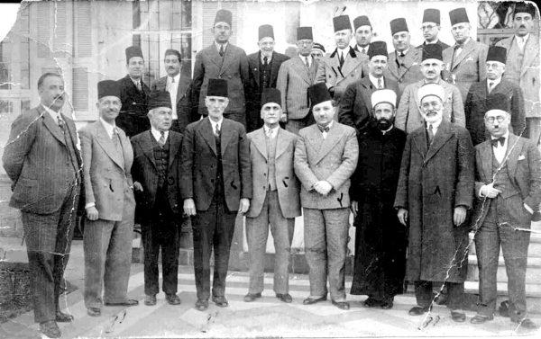 أعضاء الكتلة الوطنية