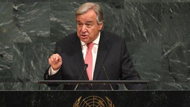 "Photo of أمين عام الأمم المتحدة: ""حان الوقت للتوصل إلى حل سياسي حقيقي في سوريا عبر اللجنة الدستورية"""