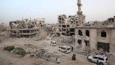 Photo of أمريكا ودول الاتحاد الأوروبي يضعون شروطاً للمشاركة في إعادة إعمار سوريا