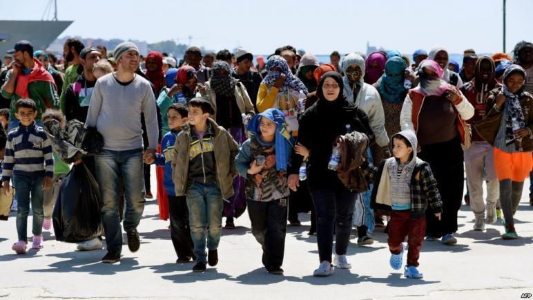 إعادة اللاجئين السوريين إلى المنطقة الآمنة