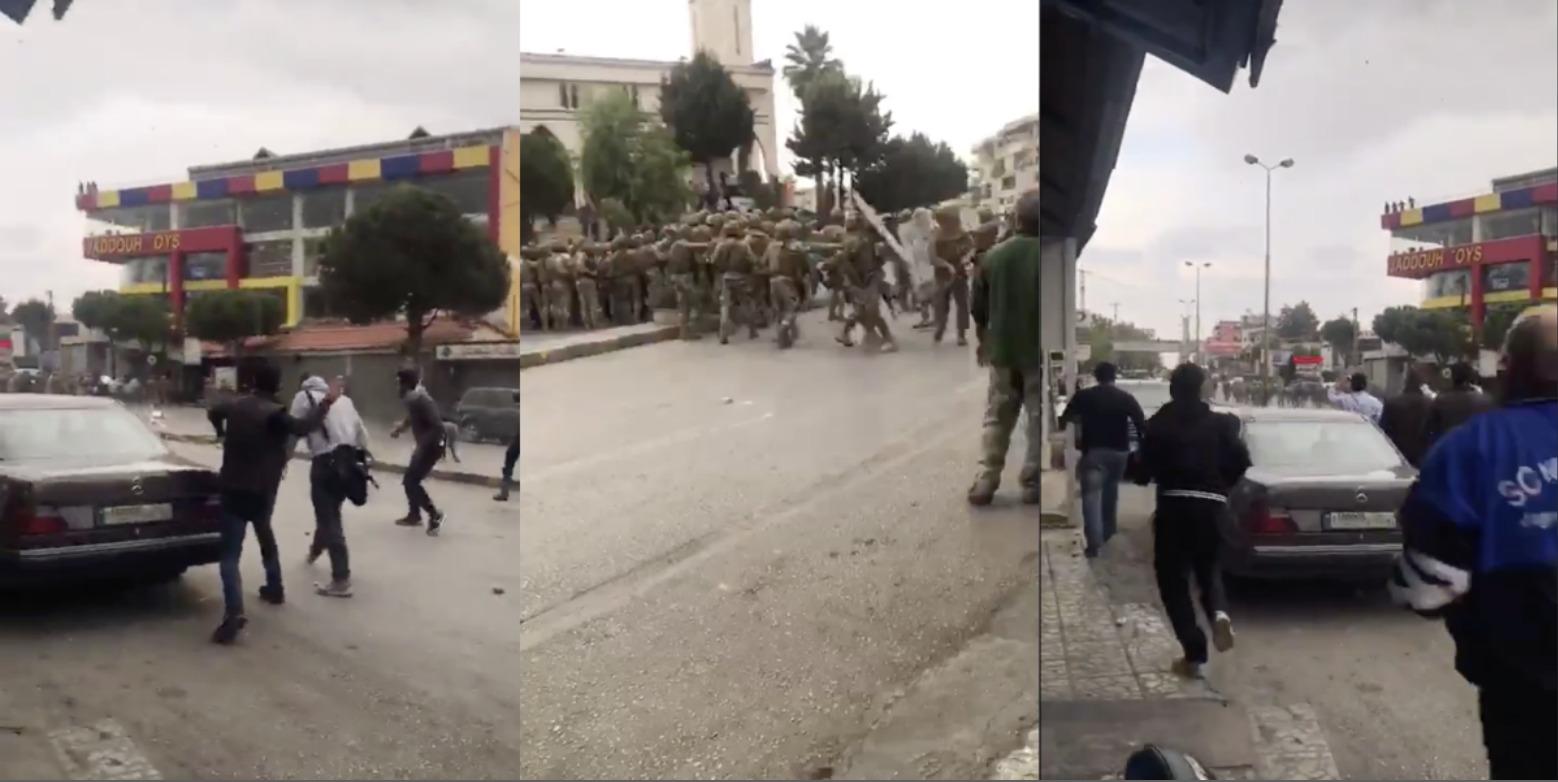 الجيش اللبناني في تعلبايا