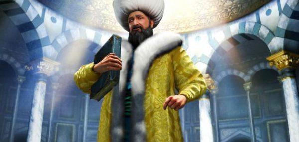 الدولة العثمانية في عهد السلطان سليمان القانوني