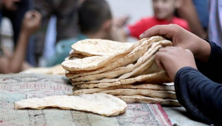 الرغيف لا يمزح ثورة في مناطق النظام السوري