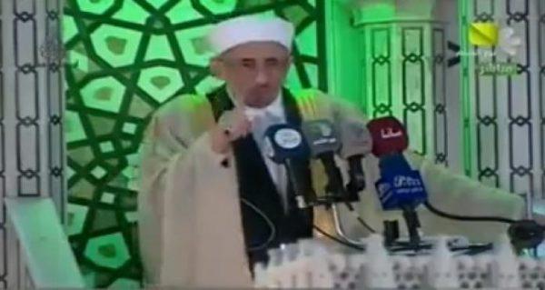 الشيخ توفيق البوطي خطبة الجمعةالشيخ توفيق البوطي خطبة الجمعة