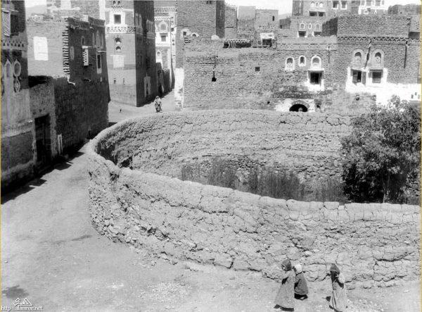 القليس التي بناها أبرهة وقد أصبحت مزاراً سياحياً