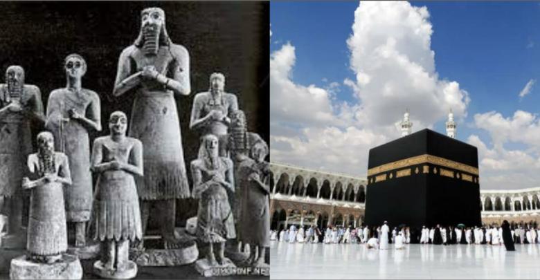 Photo of كيف تغيّر العرب عن دين إبراهيم؟ ومن هو أول من أدخل الأصنام إلى الكعبة؟ وماذا قال عنه رسول الله محمد؟
