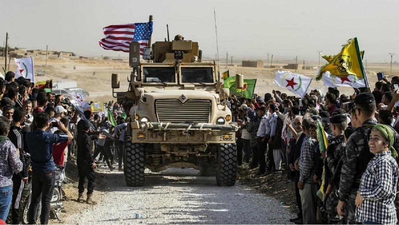 النفط السوري في إسرائيل تحت حماية أمريكا
