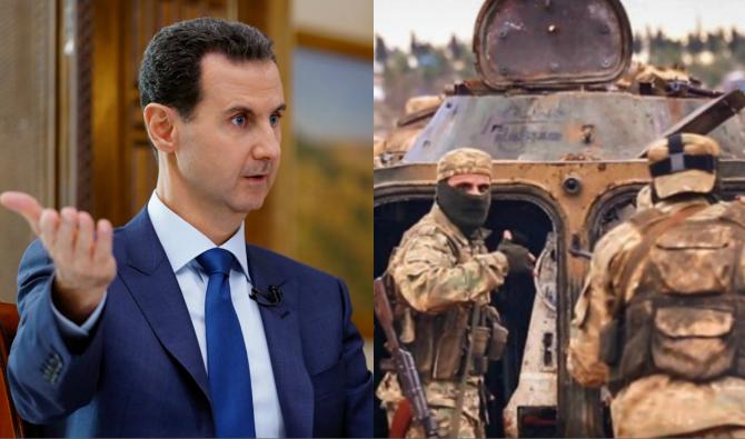 بشار الأسد وعملية إدلب