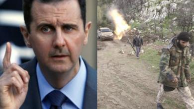 Photo of بعد حديث بشار الأسد عن موعد عملية إدلب.. فصائل عسكرية تطلق معـ.ـركة جديدة وتسيطر على مواقع بريف اللاذقية (خريطة)