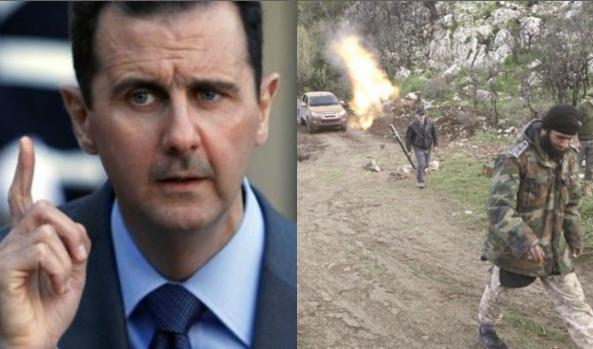 بشار الأسد ومعركة اللاذقية