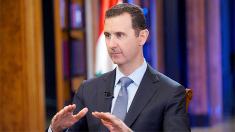 تنحي بشار الأسد