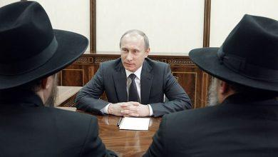 Photo of بوتين: علاقتنا وثيقة مع يهود سوريا ونتعاون معهم بشكل مستمر ونرمّم معابدهم