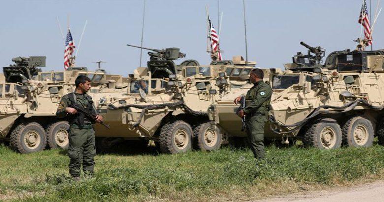 تحركات عسكرية أمريكية روسية قرب القامشلي