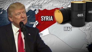 "Photo of بعد قرار ترمب بمصادرة النفط السوري.. خبراء وعسكريون أمريكون يصفونه بـ ""القرصان""..!!"