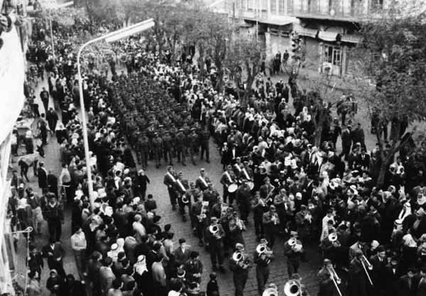 جنازة الرئيس هاشم الأتاسي