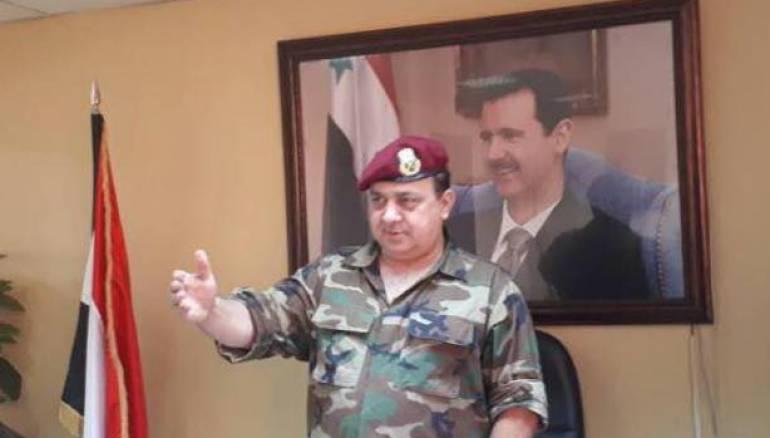 جهاد بركات صهر بديع الأسد