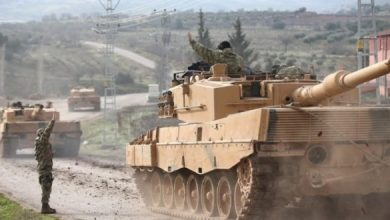 """Photo of هل استلم """"الجيش الوطني"""" دبابات ألمانية الصنع من تركيا؟"""