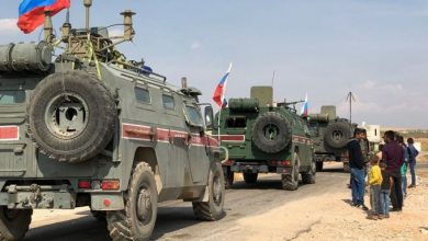 "Photo of تسيير أول دورية عسكرية روسية تركية مشتركة شمال شرقي سوريا تنفيذاً لـ ""اتفاق سوتشي"""