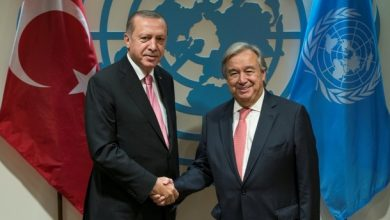 Photo of تركيا تضع على طاولة الأمم المتحدة مقترحاً لإقامة منطقة آمنة جديدة في الشمال السوري