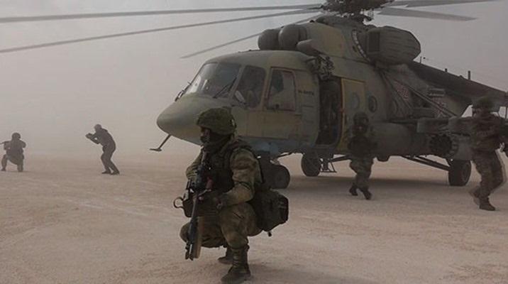 روسيا تسيطر على قاعدة أمريكية