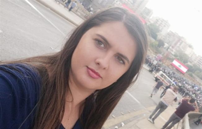 الإعلامية اللبنانية ريما حمدان