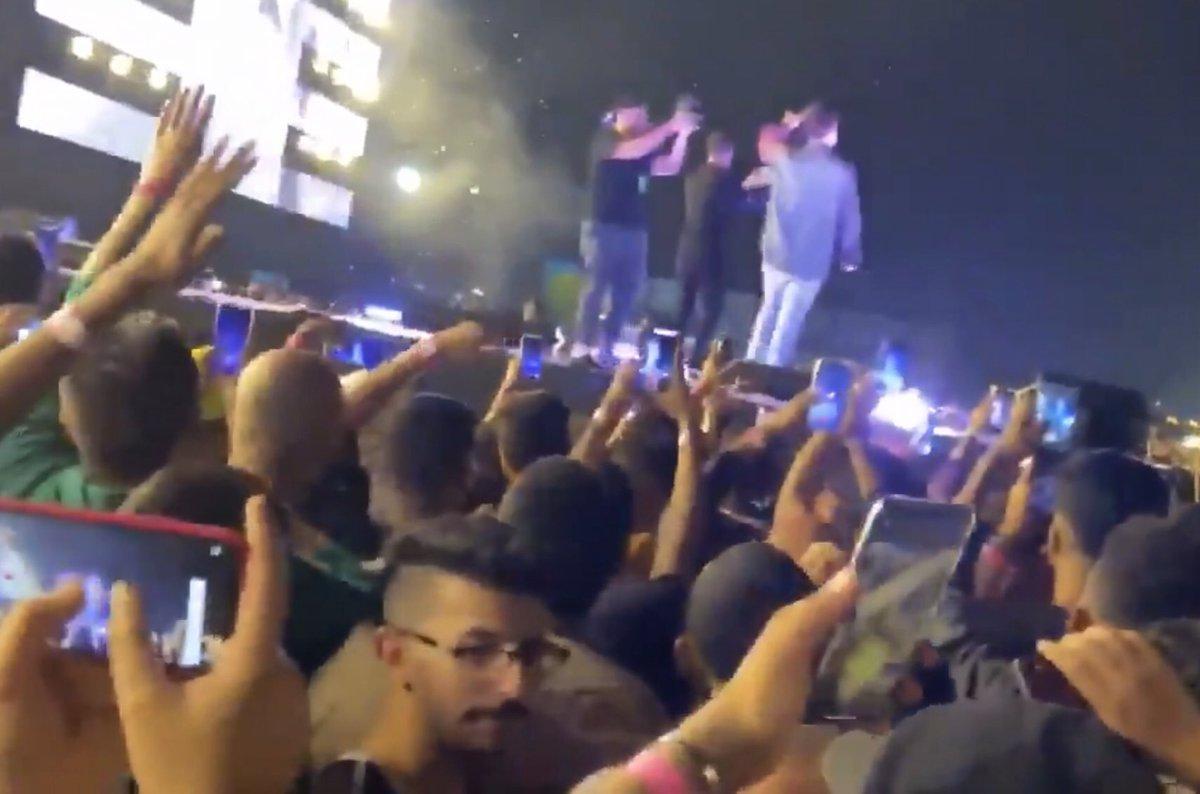 صورة من فيديو ستيانة موسم الرياض