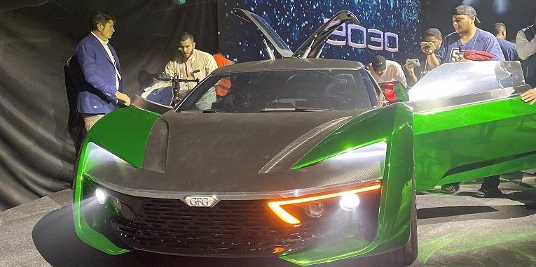 سيارة 2030 معرض الرياض للسيارات