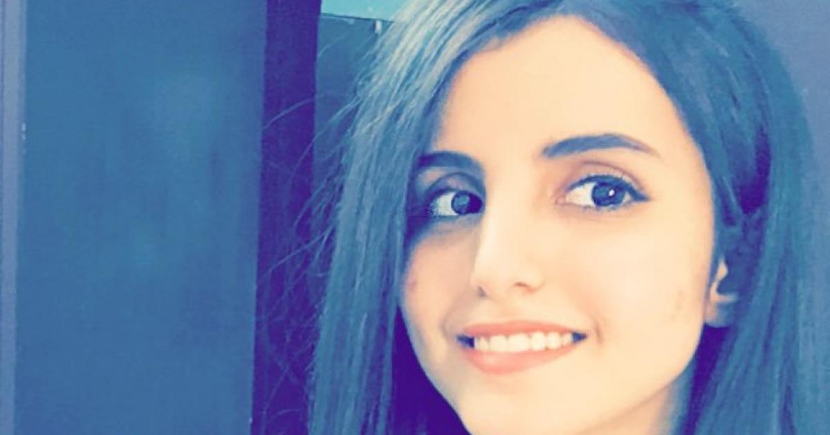 صورة الناشطة النسوية السعودية فوز العتيبي