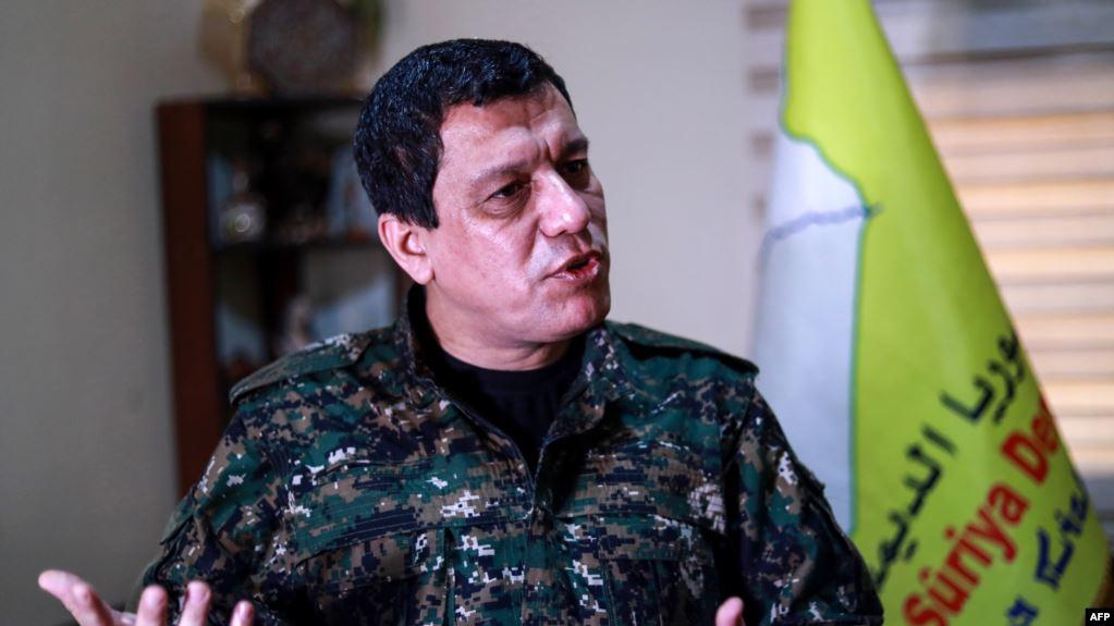 قائد قوات سوريا الديمقراطية