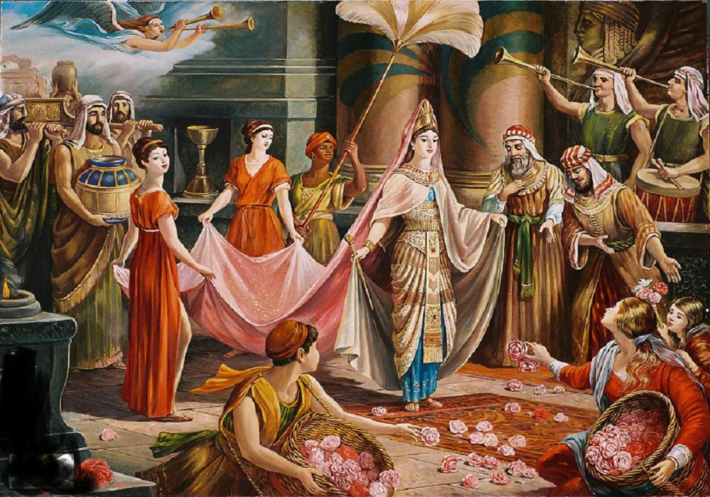 قصة بلقيس ملكة سبأ