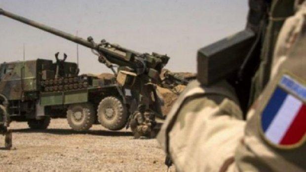 قوات فرنسية في سوريا