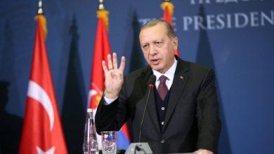 """Photo of بسبب سوريا.. مصر تتخذ إجراء غريب بحق الرئيس التركي """"رجب طيب أردوغان"""""""