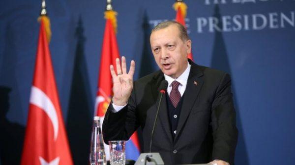 مصر تتخذ إجراء غريب بحق أردوغان